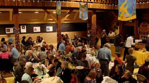 Community Dinner MK