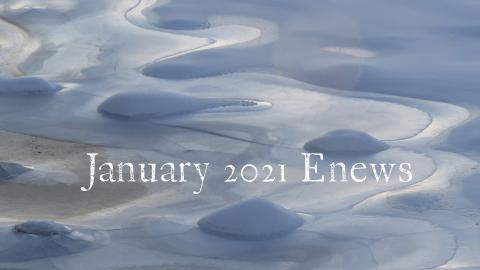 January 2021 enews cover photo