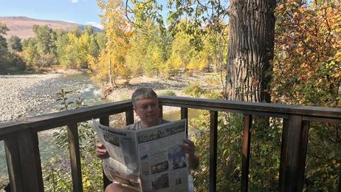 Jason Reading Paper feature