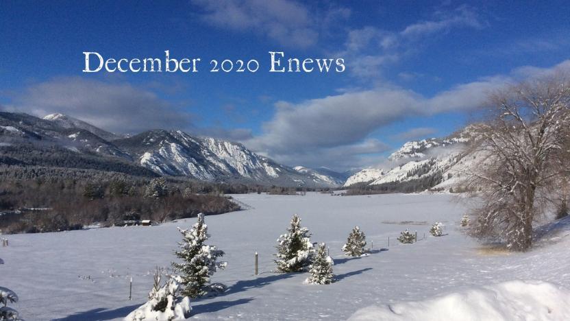 December 2020 Enews