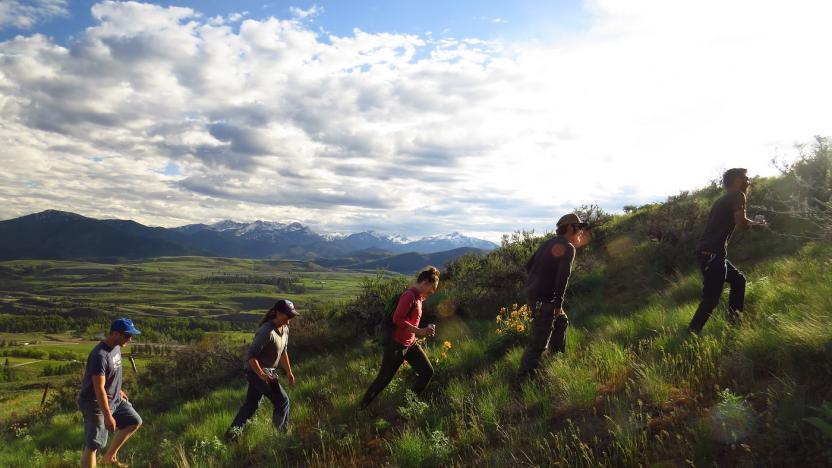GenNxt Social at Meadowlark Natural Area
