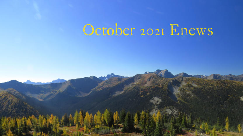 October 2021 Enews