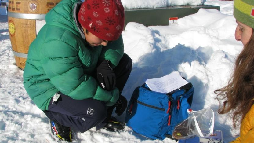 Schoolyard Science – Making it Through Winter