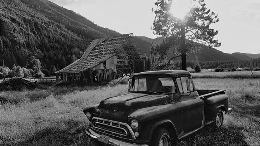 Photography Workshop:  Barns of the Methow Valley