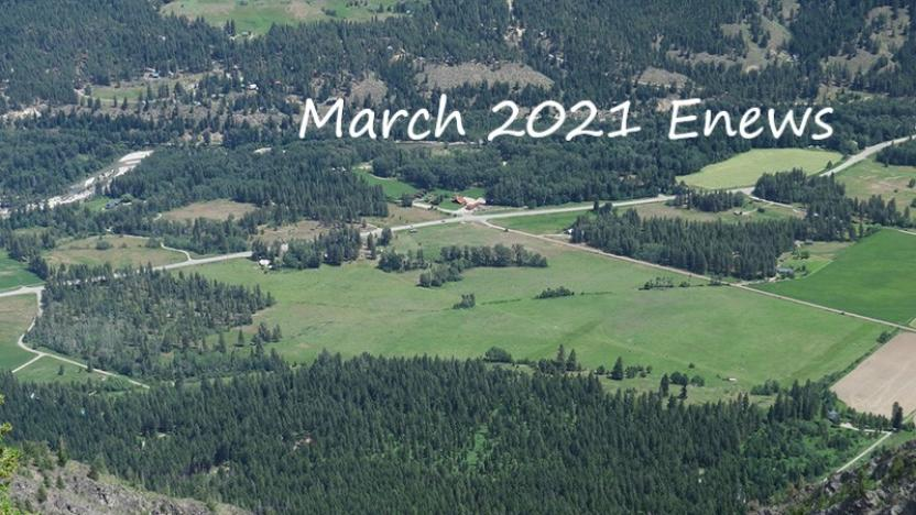 March 2021 Enews