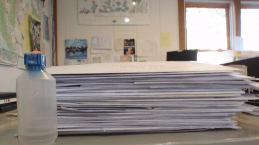 Volunteer Opportunity:  Stuff Envelopes for our Annual Mailing! Sept 18-24th